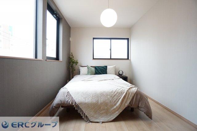 【寝室】大和田4丁目新築B号地