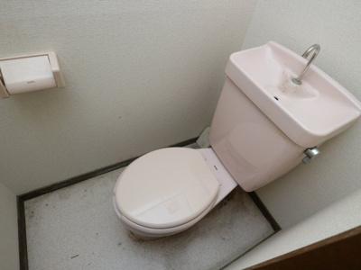 【トイレ】オレンジ館