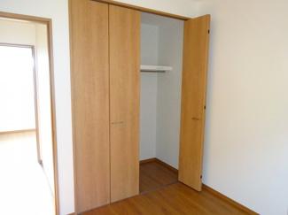 子供部屋3クローゼット(北西側)
