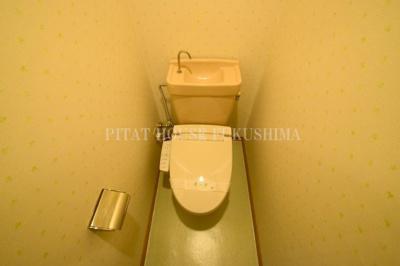 【トイレ】プライムヴィラミハラ