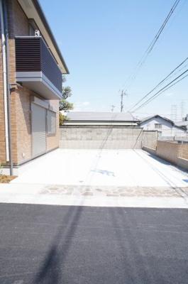 【エントランス】南清水戸建貸家