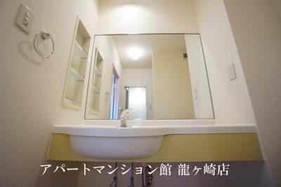 【独立洗面台】ルクリア