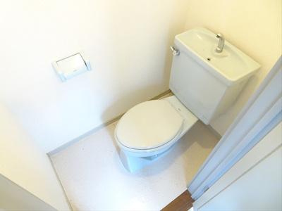 【トイレ】クローバーオキ