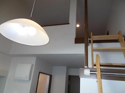 アーバンプレイス高円寺Ⅷの使いやすい居間です