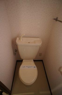 【トイレ】近松サンハイツ