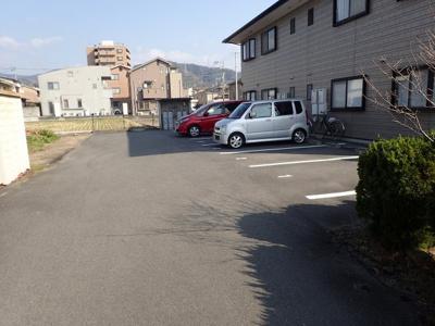 【駐車場】フォブール松本