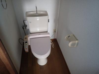 【トイレ】フォブール松本