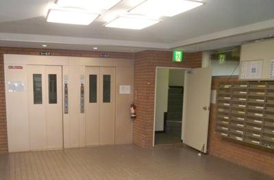 【その他共用部分】トーア南晴海マンション 4階 角部屋 リノベーション済