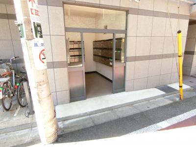 【その他共用部分】マンション第一明大前
