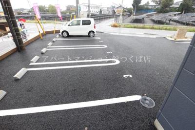 【駐車場】アヴェニール陽向Ⅱ