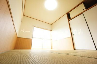 【和室】須賀ハイツ