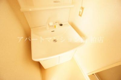 【独立洗面台】須賀ハイツ