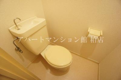 【トイレ】須賀ハイツ