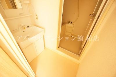 【洗面所】須賀ハイツ