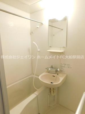 【浴室】レオネクストレジーナⅢ
