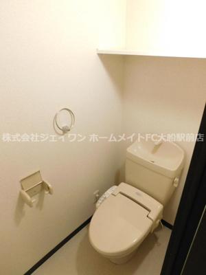 【トイレ】レオネクストレジーナⅢ