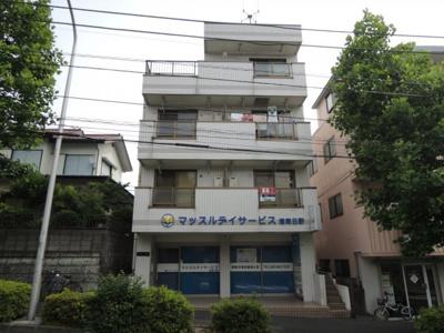 【外観】日野コープ今井