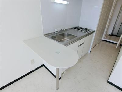 【キッチン】S-FORT鶴見