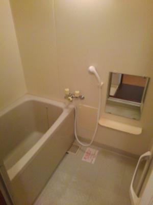 【浴室】リトルマーシュ A棟