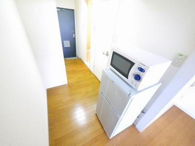 電子レンジ 冷蔵庫