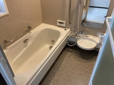 【浴室】阿倉川一戸建て