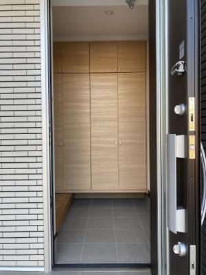 【玄関】阿倉川一戸建て