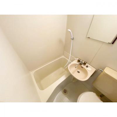 【浴室】ブラウン第4