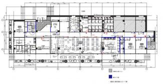 B1 共用スペース 住み込みで管理員常駐で安心・快適生活。シェアハウス本厚木