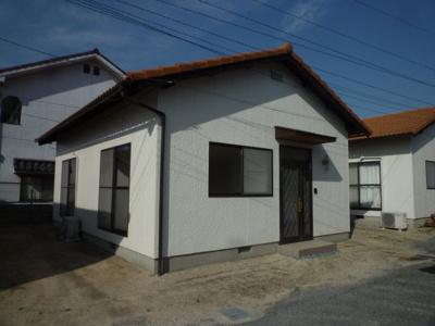 児島上の町 戸建て 2DK 外観