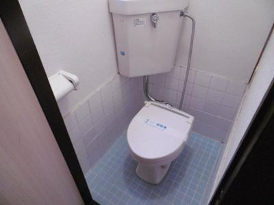 【トイレ】リバーサイドハイツ