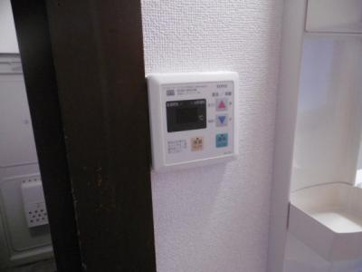 【設備】リバーサイドハイツ
