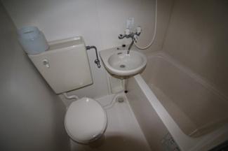 【浴室】ライフピアモア六甲
