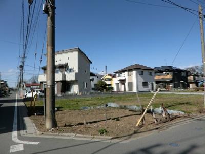 南東・南西角地。陽当り良好です。※建築条件有りません。※都市計画法34条12号区域・建築制限有ります。