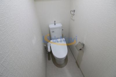 【トイレ】ハーツ天満橋