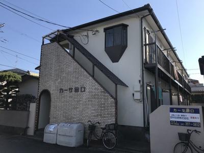 【外観】カーサ田口