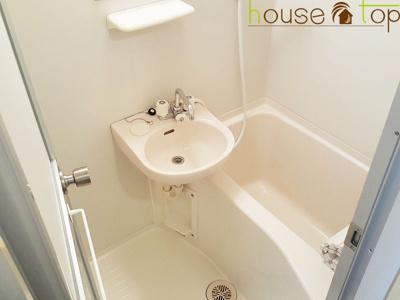 【浴室】フレースヴィル