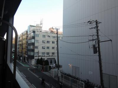 3階部分からの眺望♪