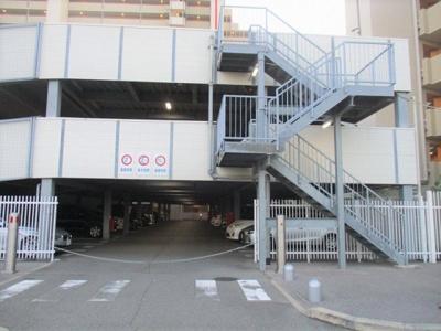 【駐車場】ビスタグランデ神戸星陵台A棟
