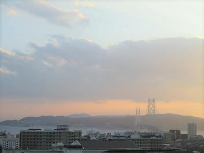【展望】ビスタグランデ神戸星陵台A棟