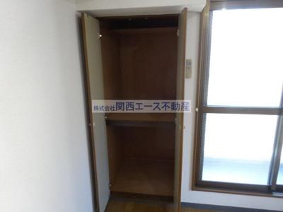 【収納】クワイエット赤井