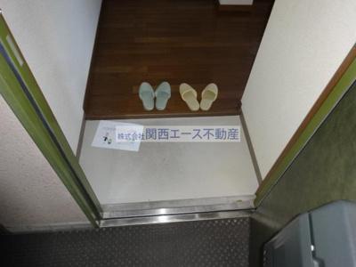 【玄関】クワイエット赤井