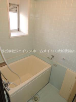 【浴室】シーガルハイツ藤ヶ沢