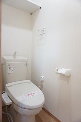 【トイレ】ベルフルール