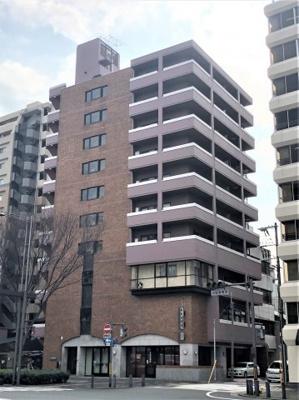 【外観】◆丁寧にお使いの美室◆4階角住戸◆駅・スーパー徒歩5分◆ジョイ御池