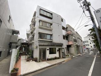 【外観】新宿区下落合4丁目 中古戸建