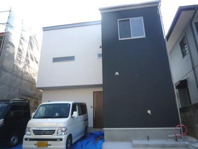 【外観】高知市瀬戸西町一丁目新築戸建て