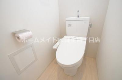 【トイレ】レジュールアッシュ都島
