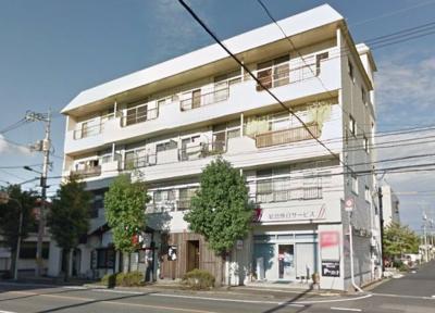 【外観】北園マンション