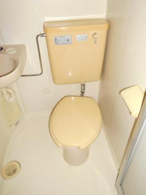 【トイレ】さつきマンション