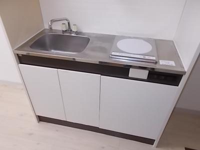 【キッチン】プリムローズハット